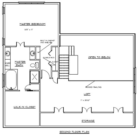 rock creek floor plan